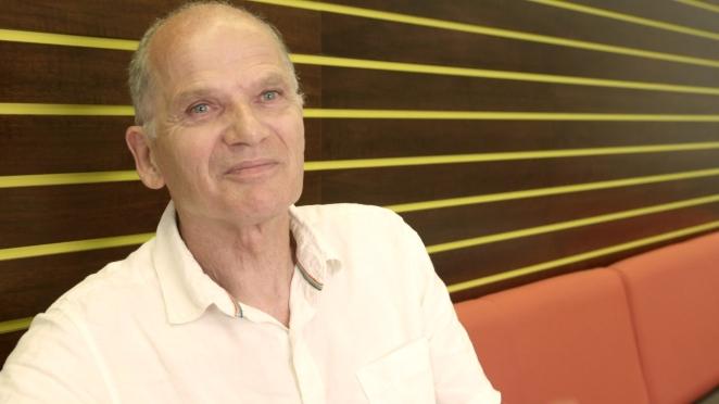 Professor Roy Sambles