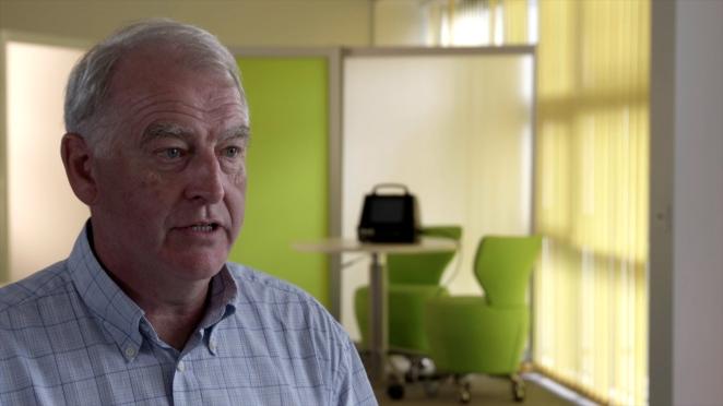 Dr Robert Muir, CEO, Naneum