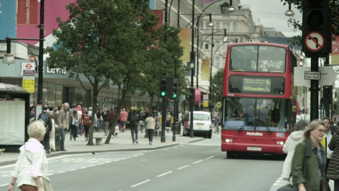 Nanoparticles in the air can be made by traffic