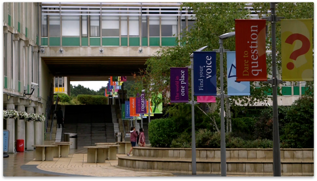 University of Essex, home of the UK Data Service for economic and social data.