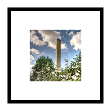 Chimney, Didcot Power Station